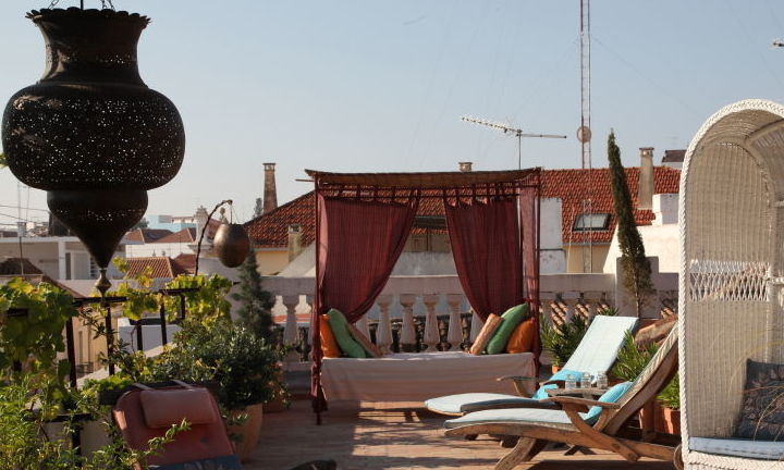 ROOF TERRACE PANORAMIC VIEW